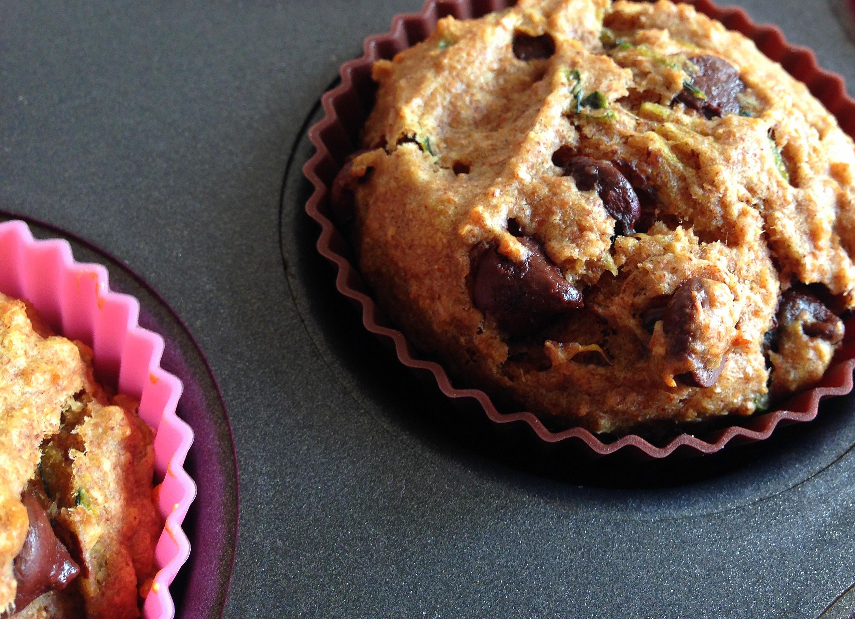 Zucchini Muffins3