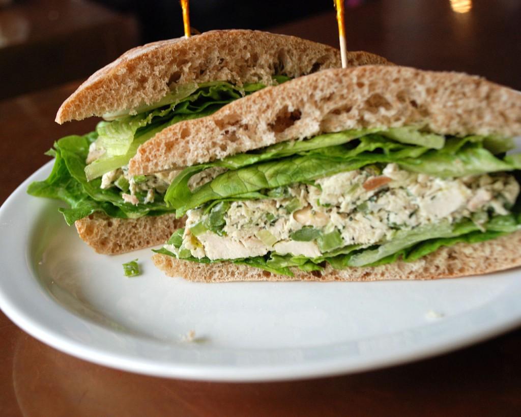 Chicken sandwich done right! (Image: Wikipedia)