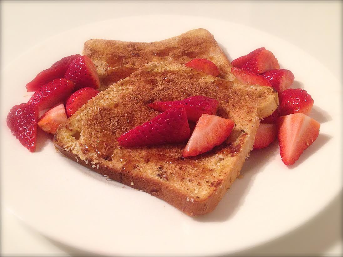 Coconut French Toast 1