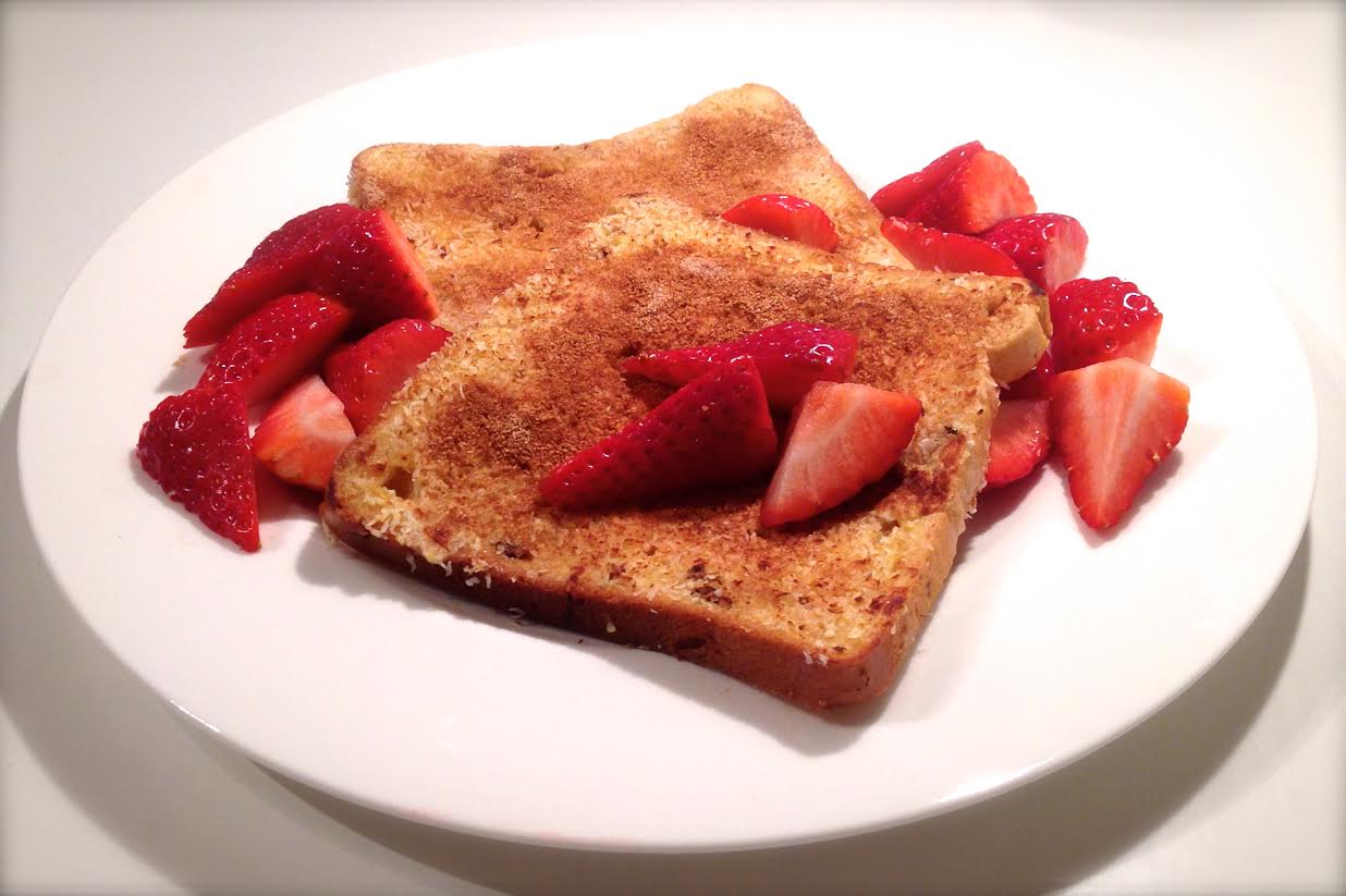 Coconut French Toast 2
