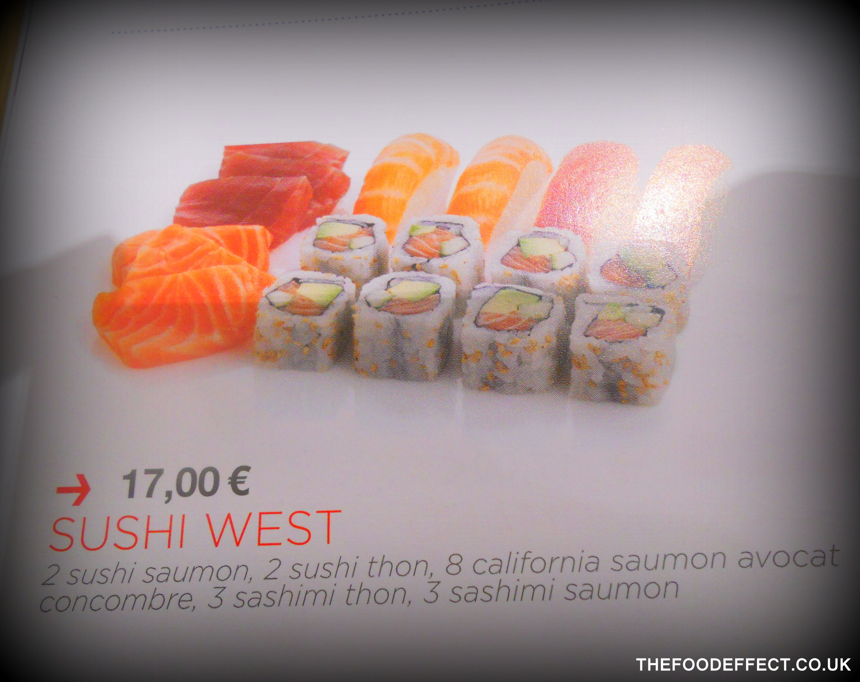 A good, balanced meal option in Paris.